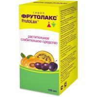 Фрутолакс сироп фл.150мл (бад)
