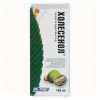 Холесенол сироп фл.150мл (бад)
