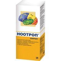 Ноотроп сироп фл.150 мл (бад)