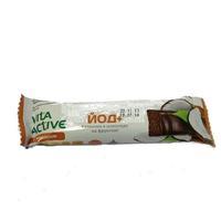 Вита Актив Батончик витаген-йод+ на фруктозе 40