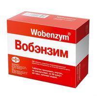 Вобэнзим таблетки покрыт.киш-раств.об. 100 шт.