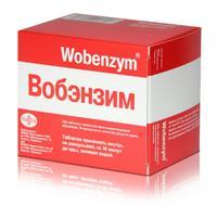 Вобэнзим таблетки покрыт.киш-раств.об. 200 шт.