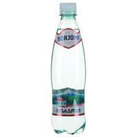 Вода Боржоми минеральная ПЭТ 0,5 мл