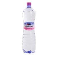 Вода Эльбрус Вода Долгожителей природная питьевая негазированная 1,5 л ПЭТ