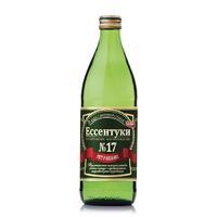 Вода Ессентуки ОВК № 17 минеральная 0,5л стекл. бутылка