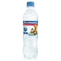 Вода Малышка питьевая 0,5 ПЭТ