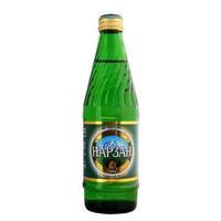 Вода Нарзан Элита золотой минеральная 0,5л стекл. бутылка