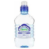 Вода Шишкин Лес питьевая газированная 0,4 л ПЭТ