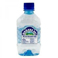 Вода Шишкин Лес Спорт питьевая газированная 0,4 л ПЭТ