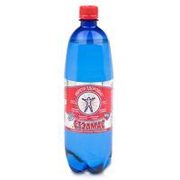 Вода Стэлмас Mg-SO4 питьевая газированная 1 л ПЭТ 1шт.