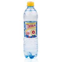 Вода Стэлмас О2 питьевая негазированная 0,6 л ПЭТ