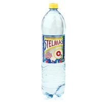 Вода Стэлмас О2 питьевая негазированная 1,5 л ПЭТ