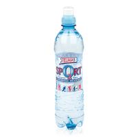 Вода Стэлмас О2 спорт питьевая негазированная 0,6 л ПЭТ 1шт.