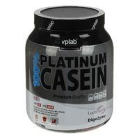 Vplab 100% Platinum Casein Протеин казеиновый клубника 908 г