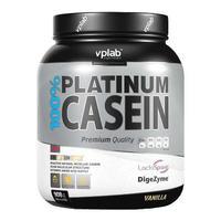 Vplab 100% Platinum Casein Протеин казеиновый ваниль 908 г