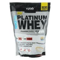 Vplab 100% Platinum Whey Протеин капучино 750 г
