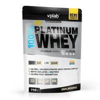Vplab 100% Platinum Whey Протеин нейтральный 750 г