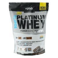 Vplab 100% Platinum Whey Протеин печенье-крем 750 г