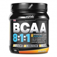 Vplab BCAA 8:1:1 Аминокислоты грейпфрут 300 г