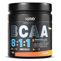 Vplab BCAA 8:1:1 Аминокислоты манго 300 г