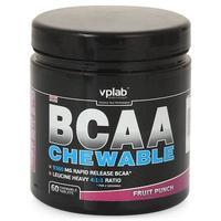 Vplab BCAA chewable Аминокислоты таблетки жевательные 60 шт.