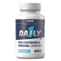 Vplab Daily 1 Витаминно-минеральный комплекс каплет 100 шт.