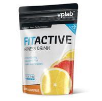 Vplab FitActive Fitness Drink Витаминно-минеральный напиток сухой концентрат лимон-грейпфрут 500 г