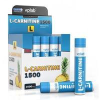 Vplab L-Carnitine 1500 Карнитин ананас 25 мл ампулы 20 шт.