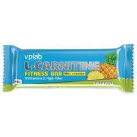 Vplab L-Carnitine Fitness Bar Батончик протеиновый ананас 45 г