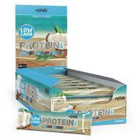 Vplab Low Carb Protein Bar Батончик протеиновый кокос 35 г