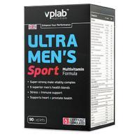 Vplab Ultra Men's Sport Multivitamin Formula Витаминно-минеральный комплекс для мужчин капсулы 90 шт.