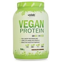 Vplab Vegan Protein Протеин шоколад-ваниль 700 г