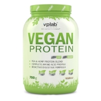 Vplab Vegan Protein Протеин ваниль 700 г