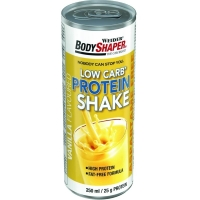 Weider Low Carb Protein Shake Коктейл протеиновый ваниль 250 мл