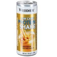 Weider Low Carb Protein Shake Коктейл протеиновый ваниль капуччино 250 мл