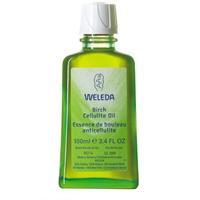 Weleda березовое масло антицеллюлитное 100 мл