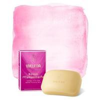 Weleda Розовое мыло растительное 100 г