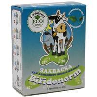 Закваска Lactoferm ЕСО бифидонорм 2 г пакетики 5 шт.