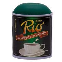 Заменитель сахара Рио Голд таблетки, 300 шт.