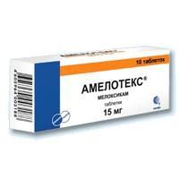 Амелотекс таб. 15мг №10