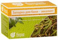 Запарка для бани Банные Штучки Листья эвкалипта фильтр-пакеты 20 шт.