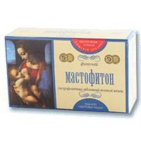 """Фиточай """"мастофитон"""" фильтр-пакеты 2г №20"""