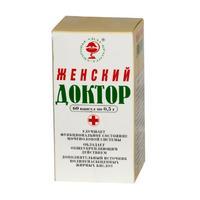 Женский доктор капсулы 500 мг, 60 шт.