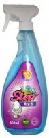 Жидкое чистящее средство KMPC с апельсиновым маслом 600мл