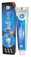 Зубная паста EQ Maxon гель с натуральным серебром 150г