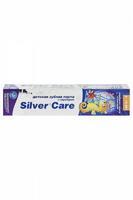 Зубная паста Silver Care детская 6-12 лет без фтора 50мл упак.