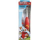 Зубная щетка Longa Vita Angry Birds электрическая для детей от 3-х лет + батарейка 1 шт.