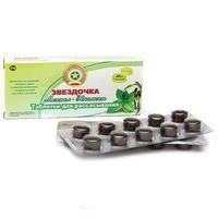 Звездочка таблетки для рассасывания 2,4 г ментол-эвкалипт 20 шт. 2,4 г ментол-эвкалипт 20 шт.
